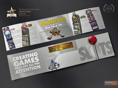 Award-Winning Design & Print Product Marketing Brochure