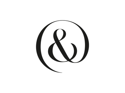 Ampersand typography ampersand