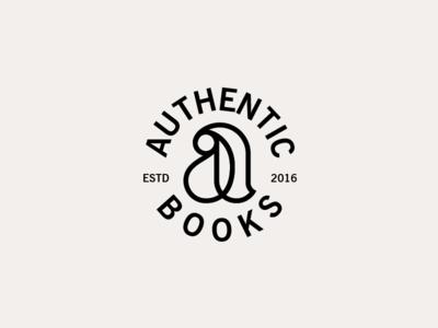 Authentic Books laliashvili sandro typography a letterform letter store books authentic