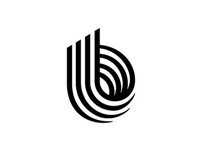 b letter symbol logo typography wordmark letterform b