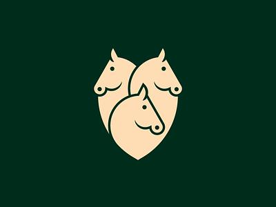 Horse shield royal heraldry coatofarms sheild horse