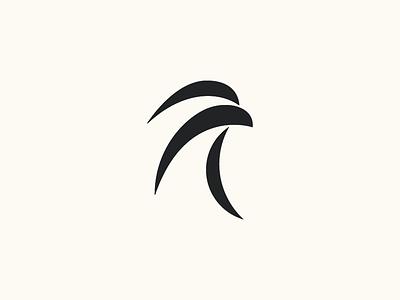 Eagle logo mark eagle