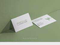 BOZALAN ORGANIC FERTILIZER / Business Card Design