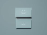 ÜMİT TÜRK / LOGO & BUSINESS CARD DESIGN