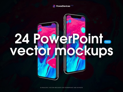 PowerDevices - PowerPoint mockups powerpoint powerpoint mockup powerpoint presentation powerpoint template powerpoint design