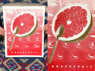 Grapefruit Riso