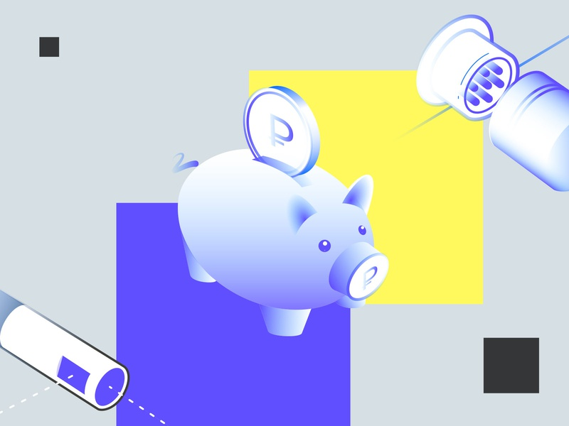Piggy bank icon vector piggy bank work in progress web design svg inscope icons branding