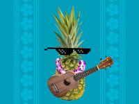 Jumping Pineapple 020819
