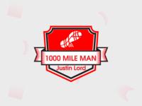 1000 MILE MAN