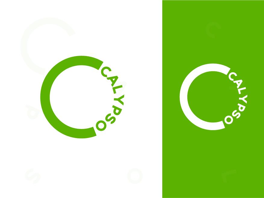 Calypso flat web app colorful logo abstract logo illustration minimal icon concept identity design concept design clean brand agency vector creative logo design branding logo brand identity