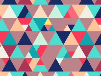 Equilateral Triangle Pattern