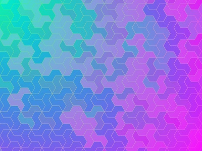 Fitting Patterns pattern shapes geometry gradients color patterns