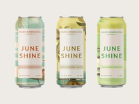 June Shine Cans