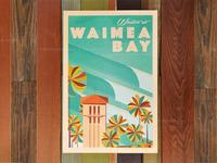 Winter At Waimea