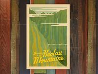 Dreaming Of The Ko'olau Mountains