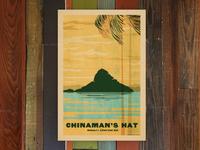 Chinaman's Hat
