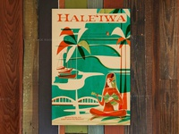 Hale'iwa Girl