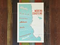 Makena Coastline
