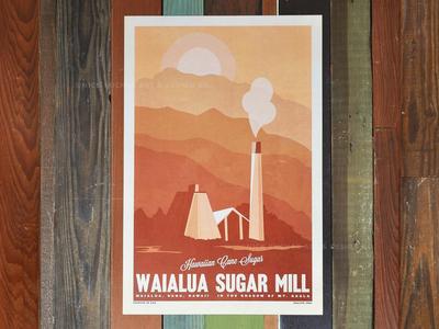 Waialua Sugar Mill