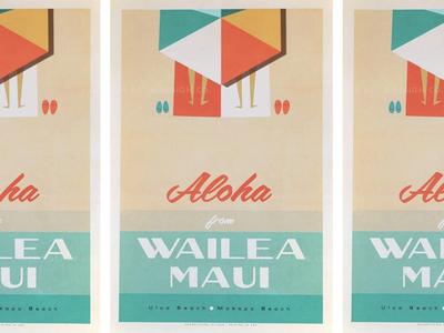 Aloha from Wailea