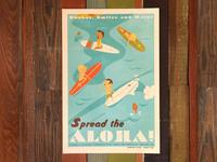 Spread The Aloha