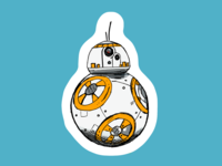 BB8 for Chatbot presentation