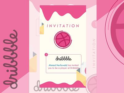 Simple Milk Design for Invitation design ui ahmad nurfawaid