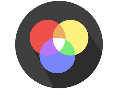 Color Wheel Icon