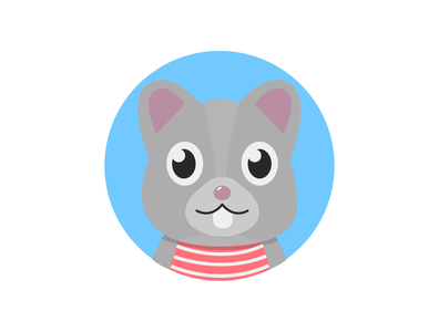 Animal Crossing Hamster