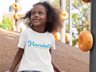 Handel's Neighborhood T-Shirt tshirt design tshirt brand identity
