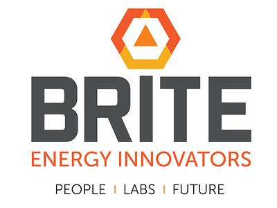Brite Energy Innovators energy technology logo youngstown brand identity