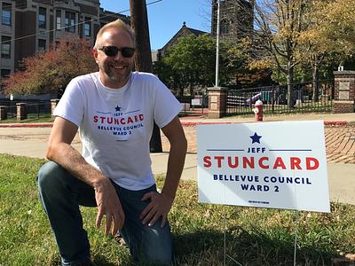 Stuncard for Council politics logo