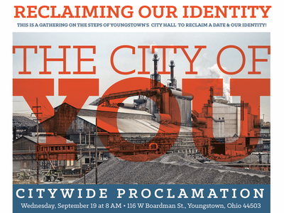 City of You: Reclaiming Our Identity ohio youngstown