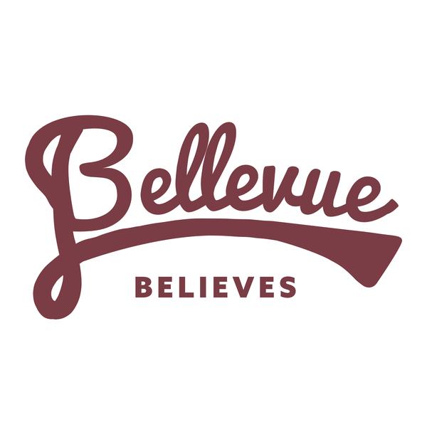 Bellevue Believes brand brand identity logo marketing pennsylvania pittsburgh believes bellevue