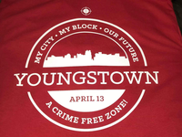 Youngstown Anti-Crime Rallly