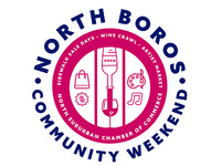 North Boros Community Weekend pittsburgh logo design logo