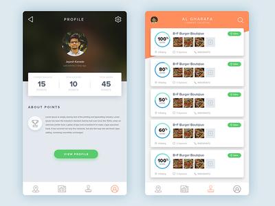 UI for iOS App