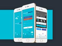 Hindustan Property App UI