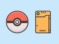 Poke Ball & Pokedex