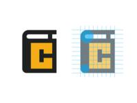 Comirico Logo Mark - C / Comic book