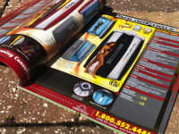 Catalog Spread Design for Master Tanning