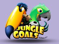 Jungle Goals Art