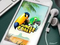 Jungle Goals App