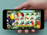 Jungle Goals - Mobile Casino Game App