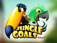 Jungle Goals Logo Art