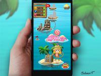 Bingo Island App Lobby