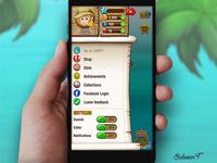 Bingo Island App Settings