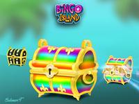 Bingo Island App Treasure Box