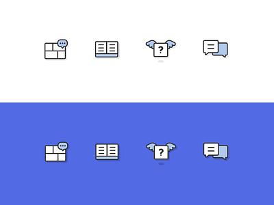 RIDI Story - Quick Icon iconset illustration icon vector sketch design