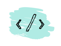 Design + Development Logo